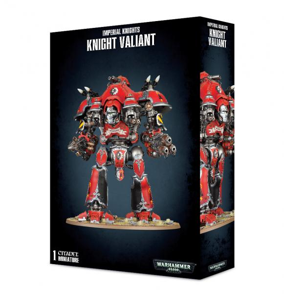 Warhammer 40K: Imperial Knights - Knight Valiant