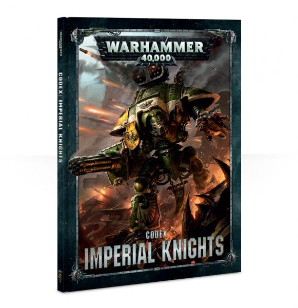 Warhammer 40K: Imperial Knights Codex (2018)