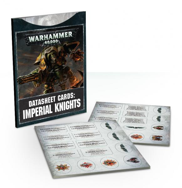 Warhammer 40K: Imperial Knights Datasheets