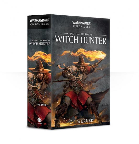 WH40K Novels: Witch Hunter Omnibus