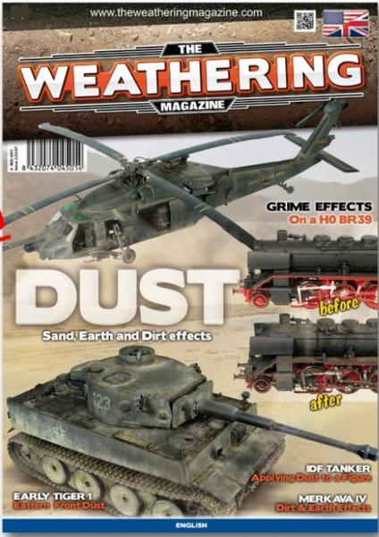 AMMO: Weathering Magazine Issue #2 - Dust