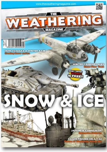 AMMO: Weathering Magazine Issue #7 - Ice & Snow