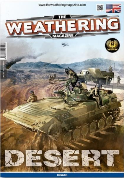 AMMO: Weathering Magazine Issue #13 - Desert
