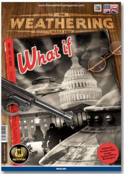 AMMO: Weathering Magazine Issue #15 - What If