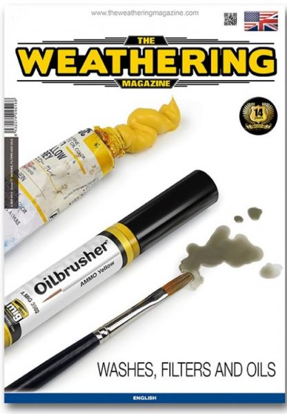 AMMO: Weathering Magazine Issue #17 - Washes, Filters and Oil