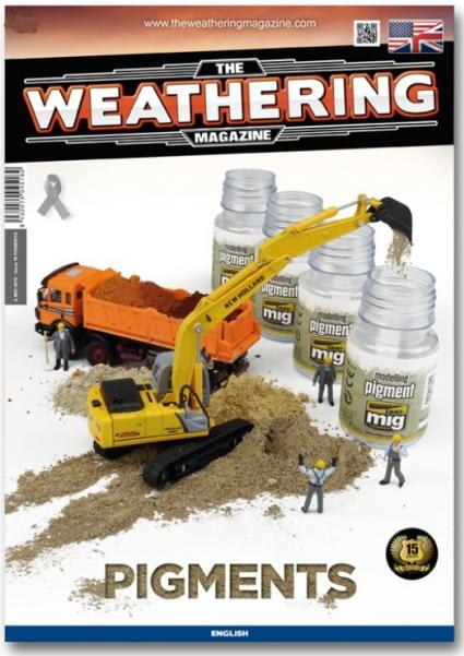 AMMO: Weathering Magazine Issue #19 - Pigments