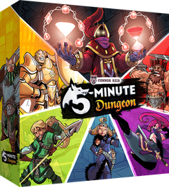 5 Minute Dungeon: Core Game