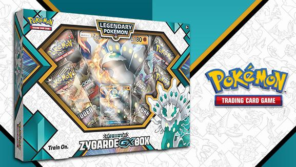 Pokemon CCG: Shiny Zygarde-GX