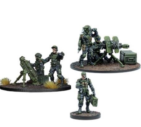 Warpath: GCPS Anti-Infantry Weapons Teams