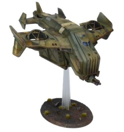 Warpath: GCPS TAD-65 Hornet Dropship