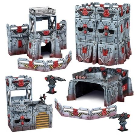 Terrain Crates: Military Compound