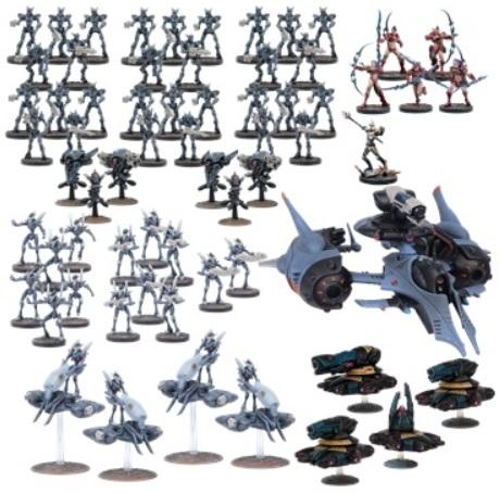 Warpath: Asterian Mega Force