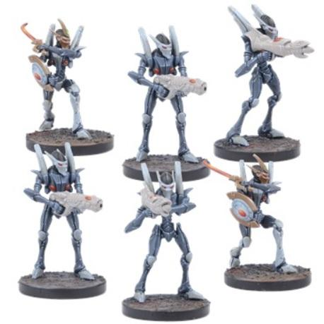 Warpath: Asterian Cypher Specialists
