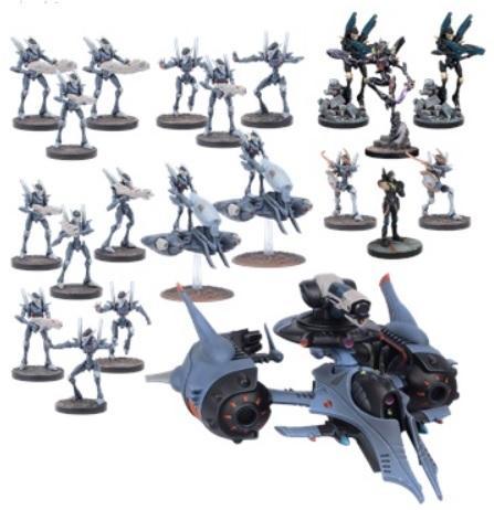Warpath: Asterian Reserve Force