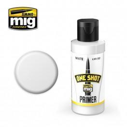 AMMO: One Shot Primer - White (60ml)