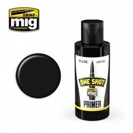 AMMO: One Shot Primer - Black (60ml)