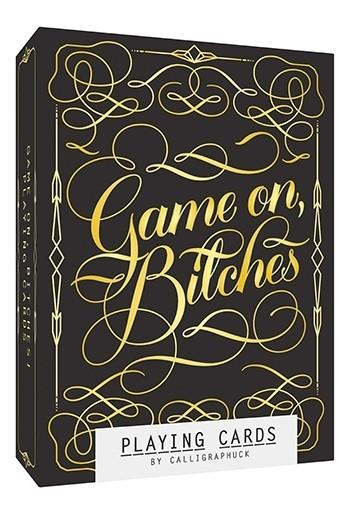 Game On, Bitches Card Deck