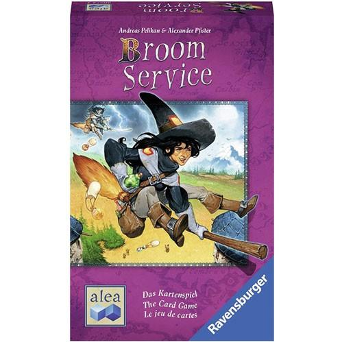Broom Service The Card Game