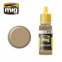 AMMO: Acrylic Paint - RAL 8000 Gelbbraun (17ml)
