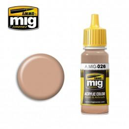 AMMO: Acrylic Paint - German Sand Brown (17ml)