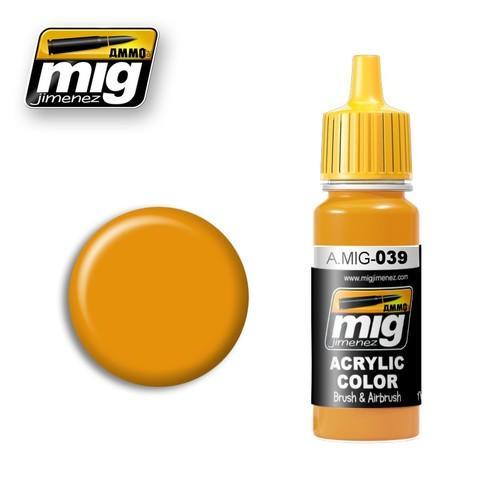 AMMO: Acrylic Paint - Light Rust (17ml)