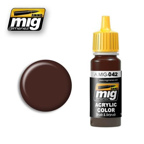 AMMO: Acrylic Paint - Old Rust (17ml)