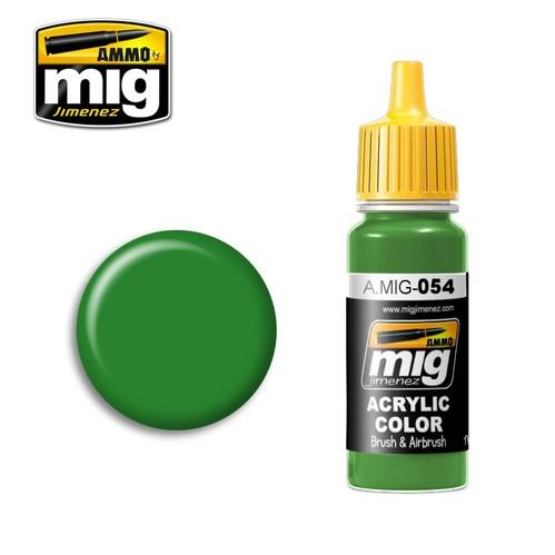 AMMO: Acrylic Paint - Signal Green (17ml)