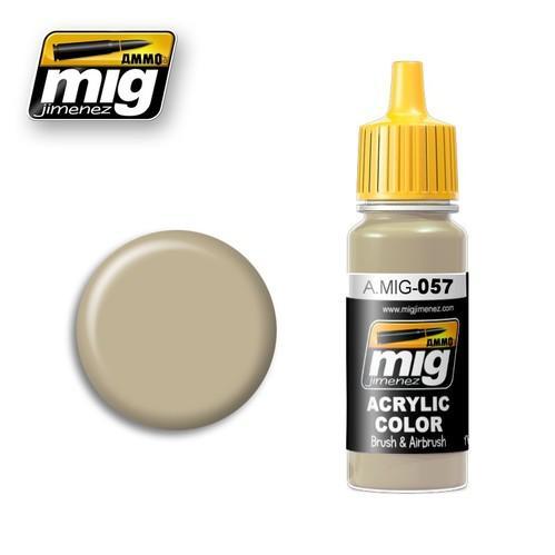 AMMO: Acrylic Paint - Yellow Grey (17ml)