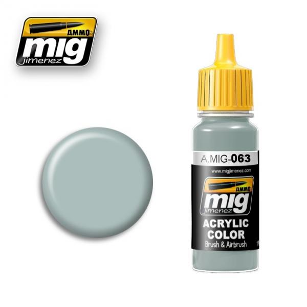AMMO: Acrylic Paint - Pale Grey (17ml)