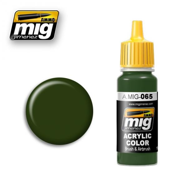 AMMO: Acrylic Paint - Forest Green (17ml)