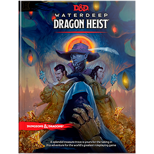 D&D: Waterdeep - Dragon Heist (HC)