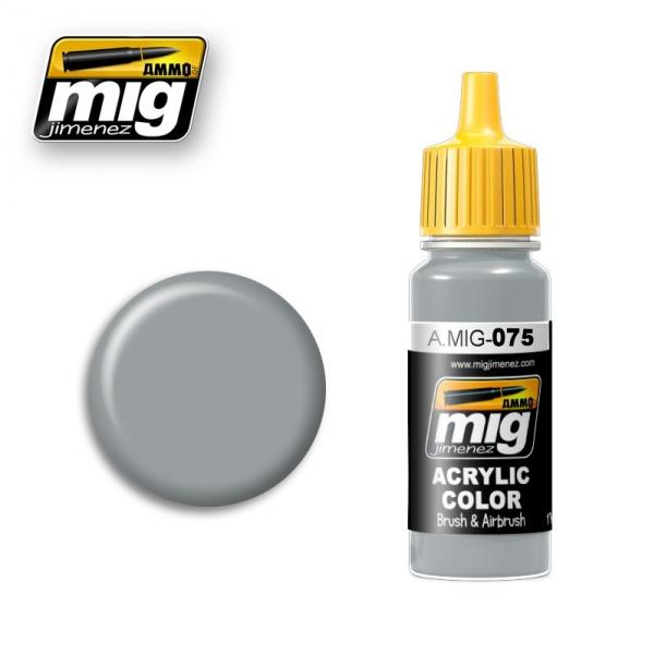 AMMO: Acrylic Paint - Stone Grey (17ml)