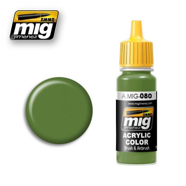 AMMO: Acrylic Paint - Bright Green (17ml)