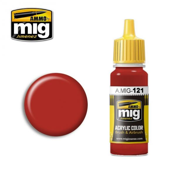 AMMO: Acrylic Paint - Blood Red (17ml)