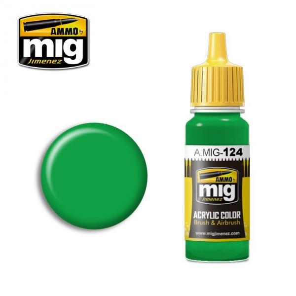 AMMO: Acrylic Paint - Lime Green (17ml)