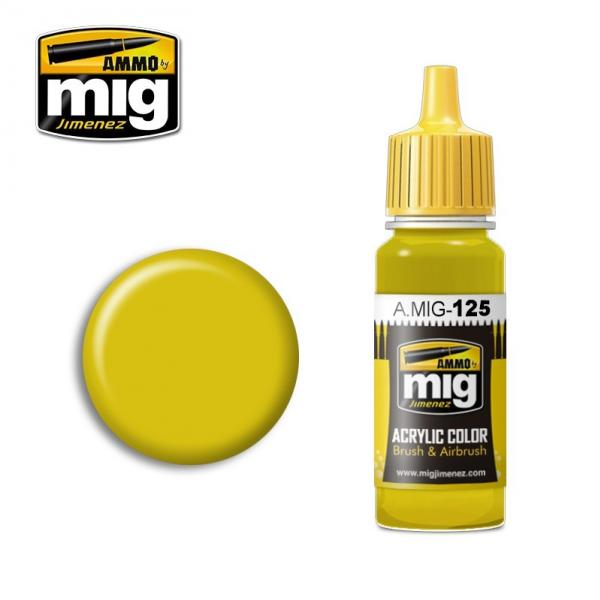 AMMO: Acrylic Paint - Gold Yellow (17ml)