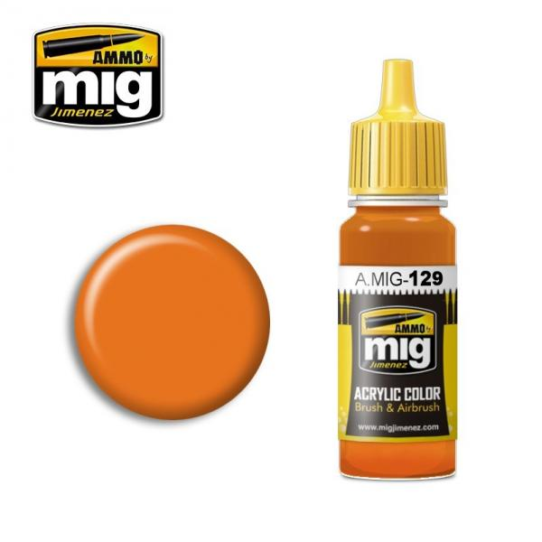 AMMO: Acrylic Paint - Orange (17ml)