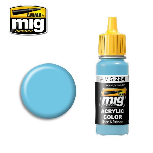AMMO: Acrylic Paint - FS 35250 Sky Line Blue (17ml)
