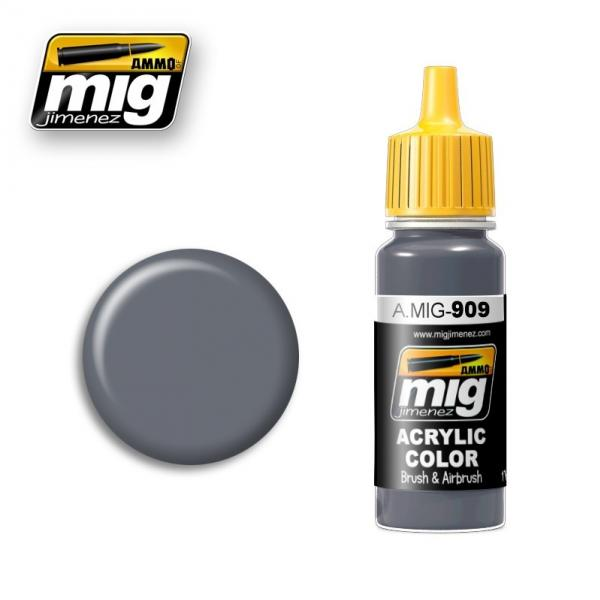 AMMO: Acrylic Paint - Grey Light Base (17ml)