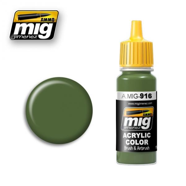 AMMO: Acrylic Paint - Green Base (17ml)