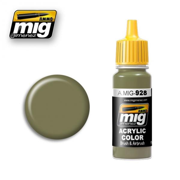 AMMO: Acrylic Paint - Olive Drab High Lights (17ml)