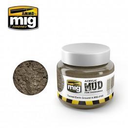 AMMO: Acrylic Mud - Turned Earth Ground (250ml)