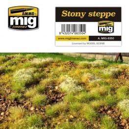 AMMO: Grass Mats - Stony Steppe