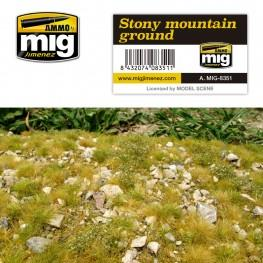 AMMO: Grass Mats - Stony Mountain Ground