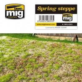 AMMO: Grass Mats - Spring Steppe