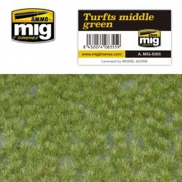 AMMO: Grass Mats - Middle Green Turf