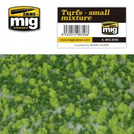 AMMO: Grass Mats - Small Mixture Turf