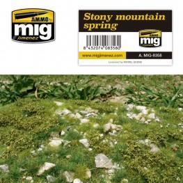 AMMO: Grass Mats - Stony Mountain (Spring)