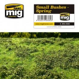 AMMO: Grass Mats - Small Bushes (Spring)