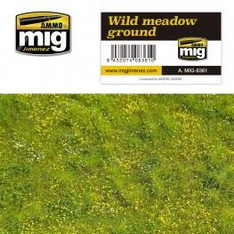 AMMO: Grass Mats - Wild Meadow Ground
